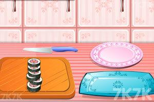 《美味的寿司卷》游戏画面8