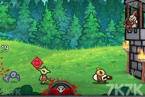 《英勇的哨兵骑士中文版》游戏画面3