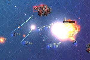 《星际争霸战》游戏画面1
