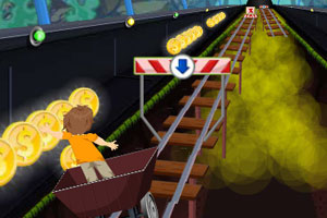 《金矿之旅大冒险》游戏画面1