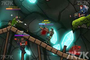 《未来战士3无敌版》游戏画面3