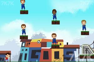 《疯狂的足球》游戏画面4