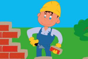 《建造一座房子》游戏画面1