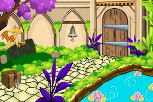 《芭蕾女孩逃出笼子》游戏画面1