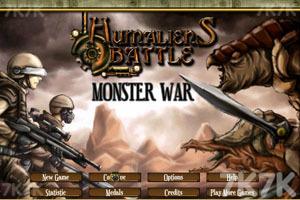 《海豹突击队之怪物战争》游戏画面1