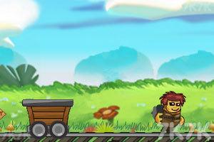 《奔跑的矿工》游戏画面1