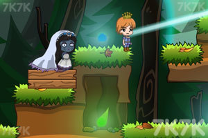 《王子拯救僵尸新娘》游戏画面2