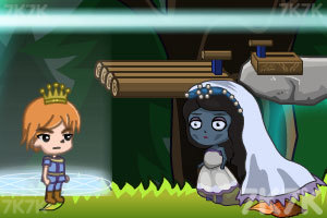《王子拯救僵尸新娘》游戏画面5