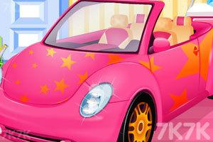 《改造小汽车》游戏画面1