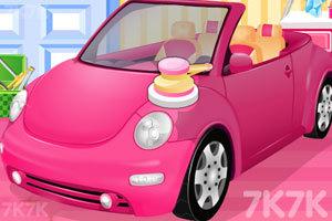 《改造小汽车》游戏画面6