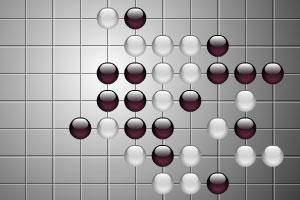 《星星五子棋》游戏画面1
