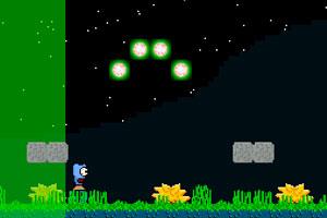 《奔跑的小乌贼》游戏画面1