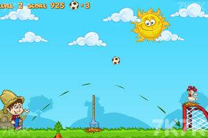 《快乐的农场足球》游戏画面4