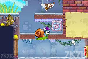 《蜗牛寻新房子7》游戏画面2