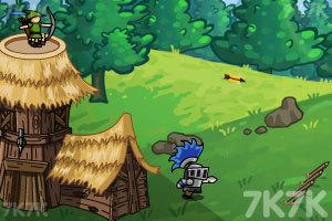 《王国护卫军》游戏画面2