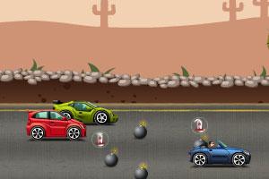 《城市猎车》游戏画面1