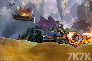 《龙族世界大战》游戏画面4