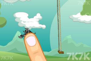 《手指与斧头兵》游戏画面1