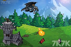 《王国护卫军》游戏画面1
