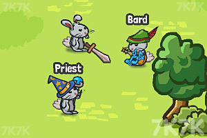 《兔子猎手》游戏画面1