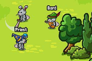 《兔子猎手无敌版》游戏画面1