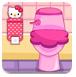 小公主刷馬桶