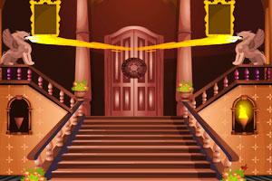 《雕像城堡逃脱》游戏画面1