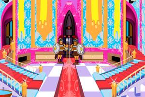 《逃离女王城堡》游戏画面1