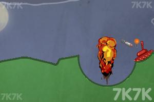 《峡谷坦克》游戏画面3