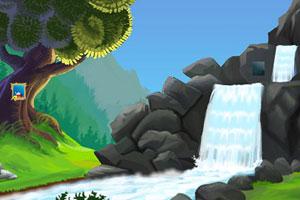 《蘑菇森林逃脱》游戏画面1