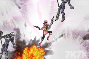 《超級巨能戰隊5》截圖18