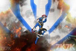 《超級巨能戰隊5》截圖16