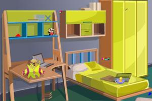 《逃离婴儿房》游戏画面1