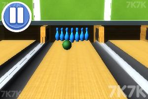 《保龄球大奖赛》游戏画面1
