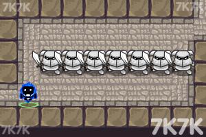 《偷牛贼选关版》游戏画面5
