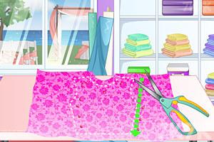 《设计伴娘礼服》游戏画面4