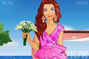 《设计伴娘礼服》游戏画面3