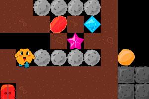 《钻石宝藏》游戏画面1