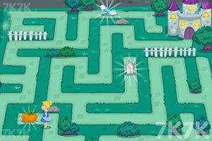 《公主迷宫探险》游戏画面3