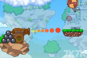 《炮打气球4》游戏画面2
