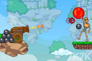 《炮打气球4》游戏画面3