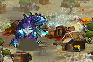 《巨石兽大破坏2》游戏画面2