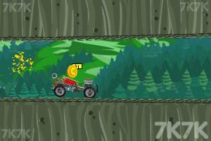 《改装车大赛》游戏画面3