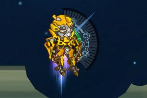大黄蜂超级战士