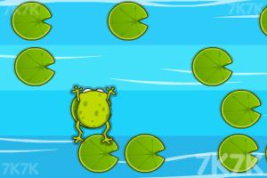 《小青蛙快长大》游戏画面3