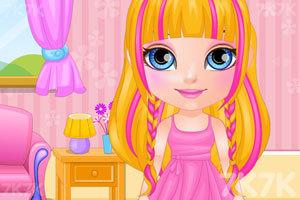 《芭比宝贝的发型设计》截图2