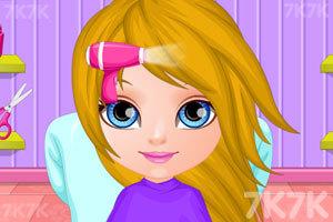 《芭比宝贝的发型设计》截图3