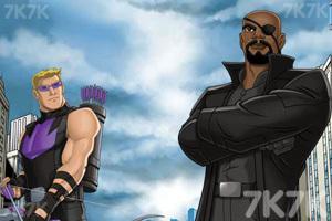 《复仇者联盟终极之战》游戏画面3