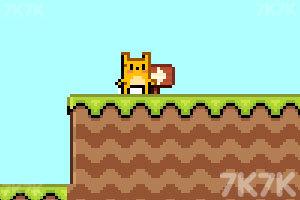 《皮蛋猫历险记》游戏画面1