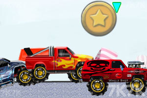 《越野汽车竞速》游戏画面4